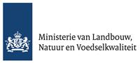Logo Ministerie van Landbouw, Natuur en Voedselkwaliteit